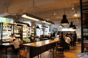 Startup cafe(c)Megumi Mitani