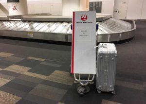 baggage claim jal(c)Megumi Mitani