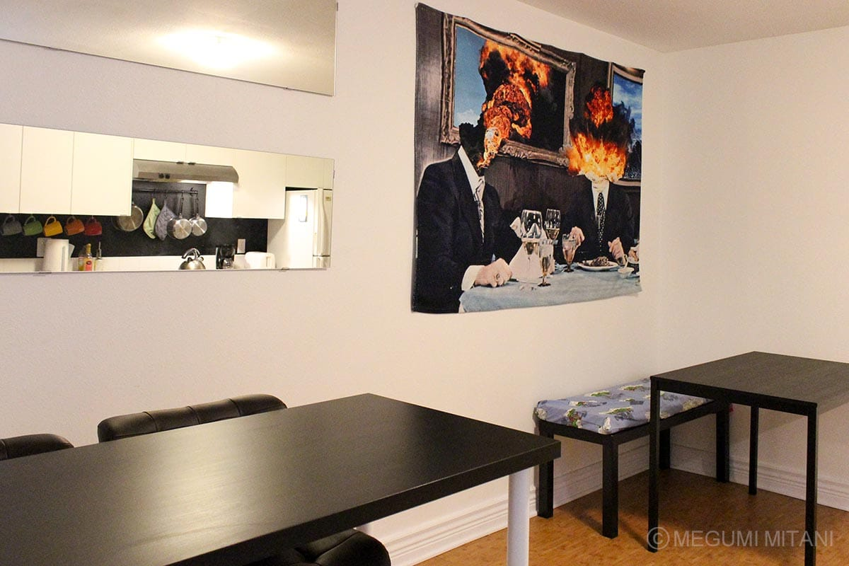 Portland-airbnb1(c)Megumi Mitani