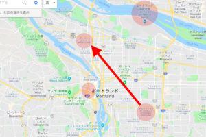 Portland-map-airbnb2(c)Megumi Mitani