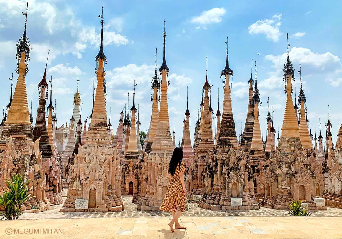 Fulltime Traveler(c)Megumi Mitani