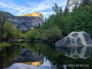 Yosemite-mirror_lake(c)Megumi Mitani