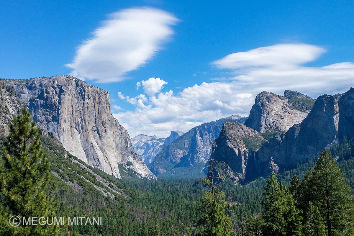 Yosemite-tunnel_view(c)Megumi Mitani