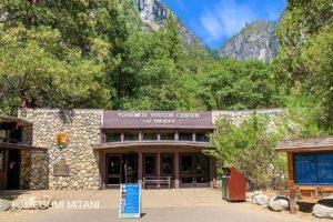 Yosemite-visitor-center(c)Megumi Mitani
