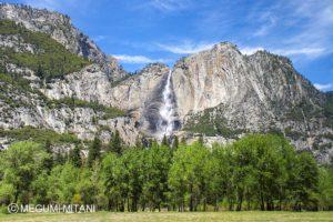 Yosemite-waterfalls(c)Megumi Mitani