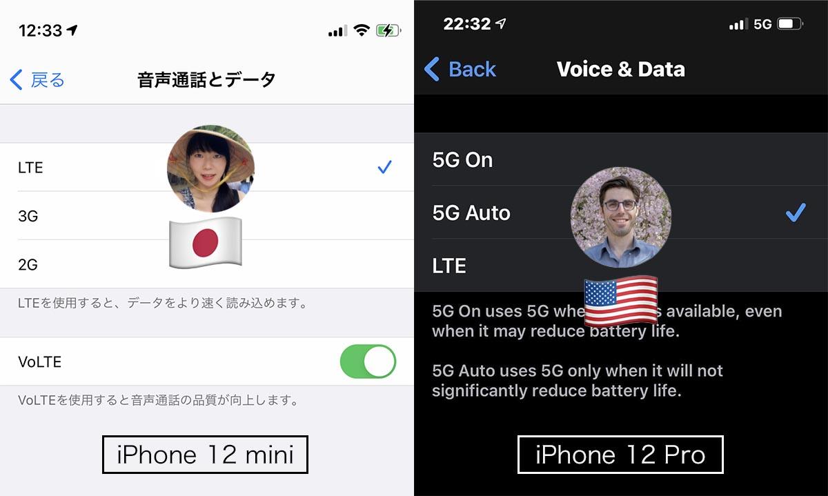 iPhone 12 Rakuten mobile