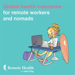 SafetyWing ノマド保険