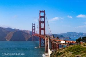 サンフランシスコ無料観光スポット(c)Megumi Mitani