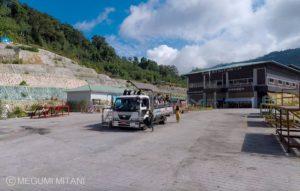 Myanmar-goldenrock-cable car(c)Megumi Mitani
