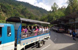 Myanmar-goldenrock-truck(c)Megumi Mitani